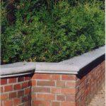 Mauerabdeckung Rebmann Beton