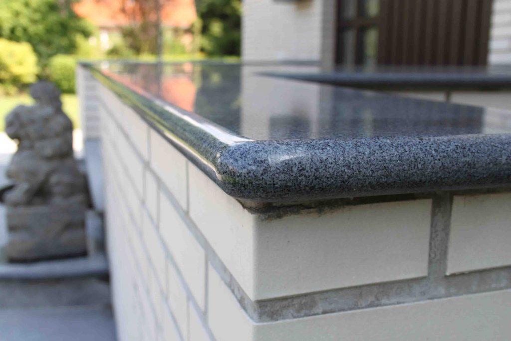 mauerabdeckungen rebmann betonsteinwerk norderstedt. Black Bedroom Furniture Sets. Home Design Ideas