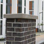 Rebmann Pfeilerabdeckung beton