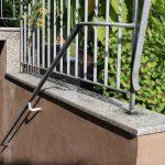 Granit Abdeckung Mauerabdeckung Rebmann