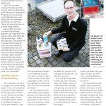 Norderstedter Zeitung PR Rebmann Betonsteinwerk 30.03